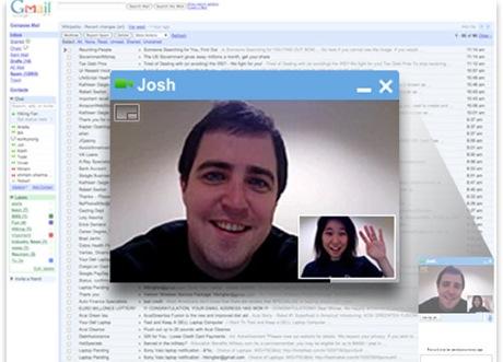 Videollamadas Gmail
