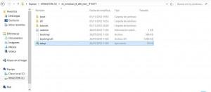 Instalando Windows 8 desde una unidad externa, pendrive