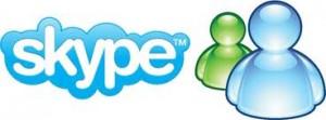 Skype & MSN